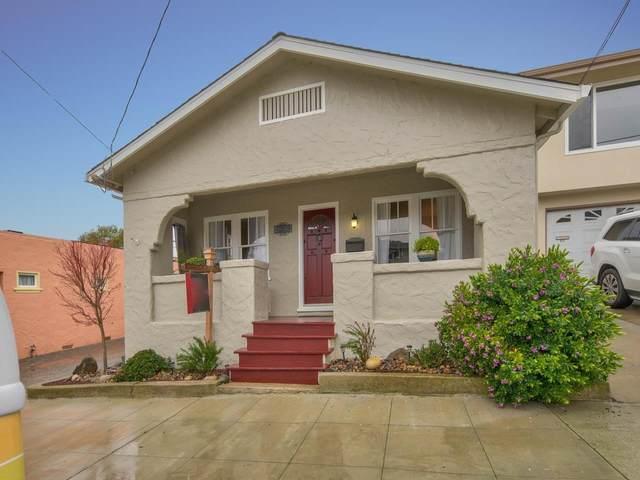 967 Roosevelt St, Monterey, CA 93940 (MLS #ML81834901) :: Compass
