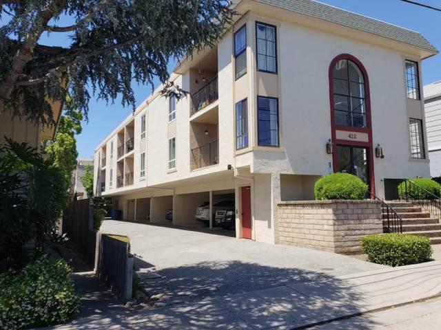 412 Laurel St, San Carlos, CA 94070 (#ML81834932) :: Intero Real Estate