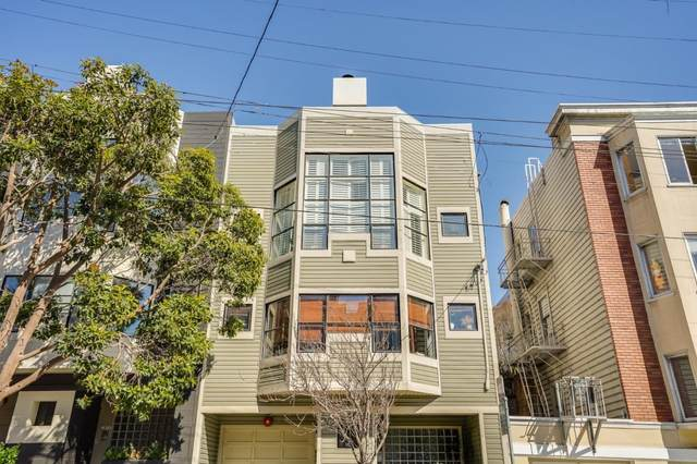 426 Fillmore St B, San Francisco, CA 94117 (#ML81834952) :: Robert Balina | Synergize Realty