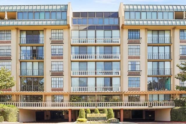 555 Laurel Ave 608, San Mateo, CA 94401 (#ML81834992) :: Intero Real Estate