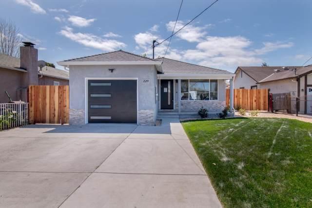 220 Newbridge St, Menlo Park, CA 94025 (#ML81835006) :: Intero Real Estate