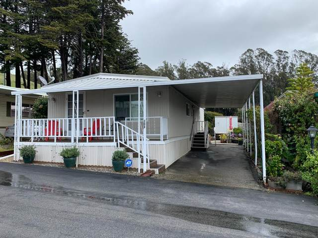 100 N Rodeo Gulch Rd 103, Soquel, CA 95073 (#ML81835027) :: Strock Real Estate