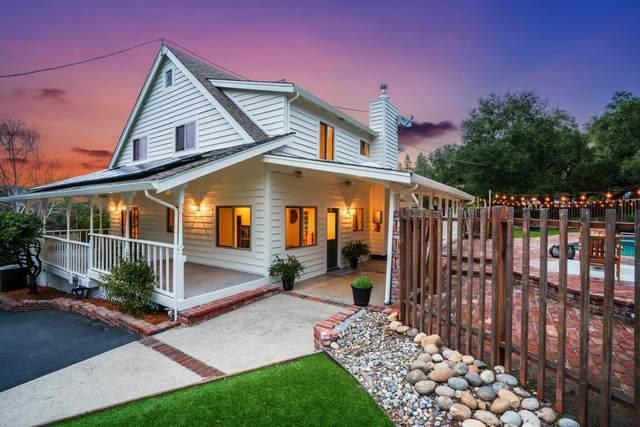 378 Vista Robles Dr, Ben Lomond, CA 95005 (#ML81835029) :: Intero Real Estate