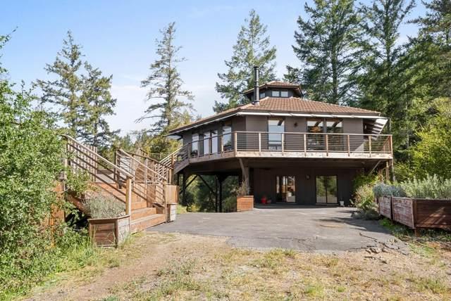 400 Wood Rd, Boulder Creek, CA 95006 (#ML81835064) :: Intero Real Estate