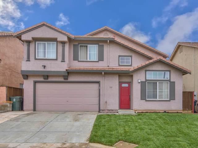 1331 Rhode Island St, Salinas, CA 93905 (#ML81835093) :: Intero Real Estate