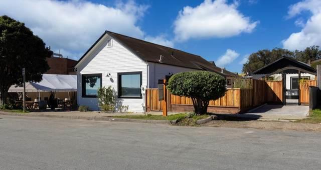 31 Davenport Ave, Davenport, CA 95017 (#ML81835254) :: Schneider Estates
