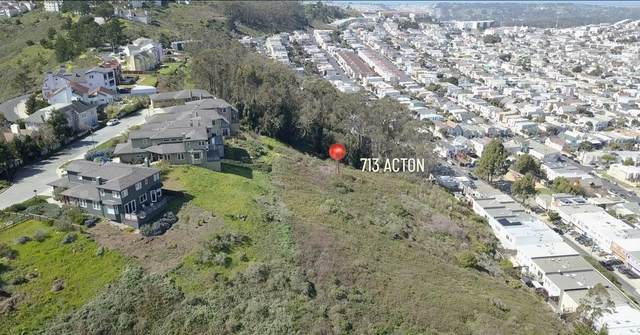 713 Acton St, Daly City, CA 94014 (#ML81835393) :: The Sean Cooper Real Estate Group