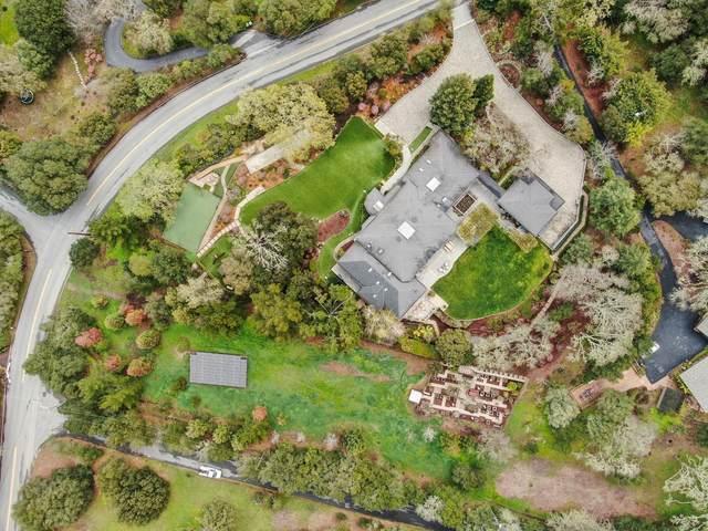 637 Westridge Dr, Portola Valley, CA 94028 (#ML81835441) :: Intero Real Estate