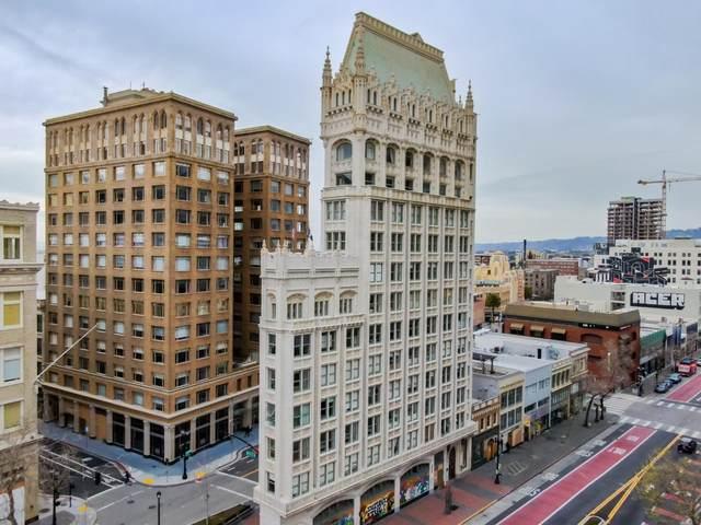 1615 Broadway 7, Oakland, CA 94612 (#ML81835454) :: Intero Real Estate