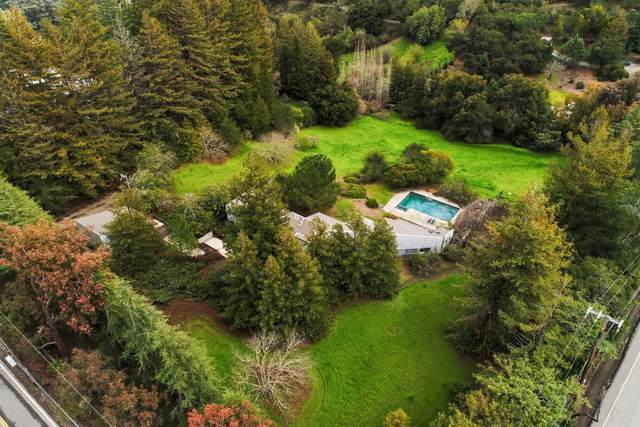 27600 Altamont Rd, Los Altos Hills, CA 94022 (#ML81835477) :: Intero Real Estate