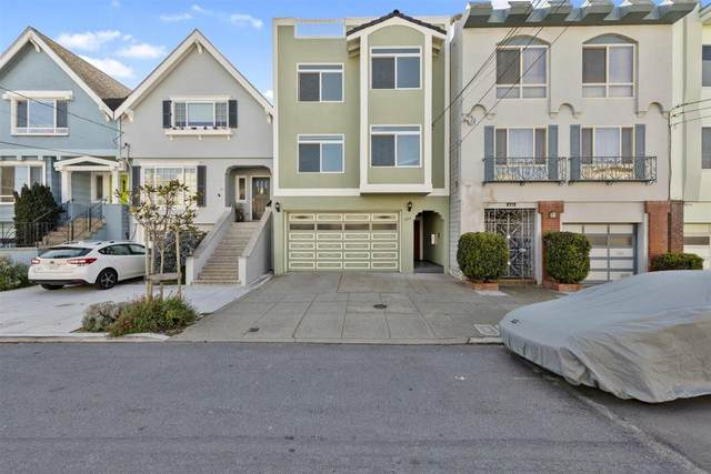 635 17th Ave, San Francisco, CA 94121 (#ML81835495) :: The Goss Real Estate Group, Keller Williams Bay Area Estates