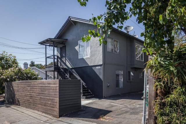 1535 Julia St, Berkeley, CA 94703 (#ML81835519) :: Real Estate Experts