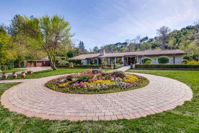 237 Mapache Dr, Portola Valley, CA 94028 (#ML81835612) :: Intero Real Estate
