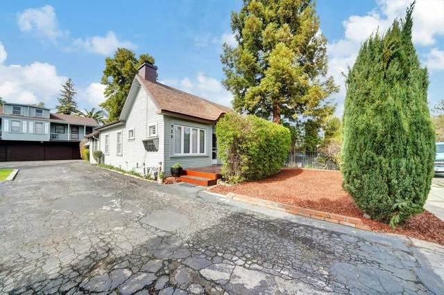 718 Roosevelt Ave, Redwood City, CA 94061 (#ML81835712) :: Intero Real Estate
