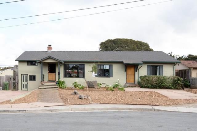 5 Bush St, Monterey, CA 93940 (#ML81835747) :: Schneider Estates