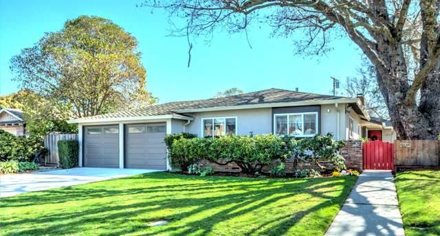 325 Waverley St, Menlo Park, CA 94025 (#ML81835873) :: The Sean Cooper Real Estate Group
