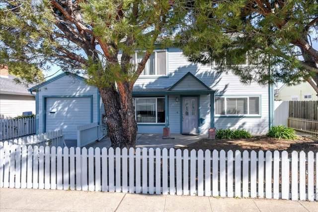 1833 Byron Ave, San Mateo, CA 94401 (#ML81835879) :: Schneider Estates