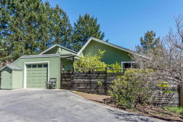 220 Mountain Springs Dr, Santa Cruz, CA 95060 (#ML81836049) :: The Sean Cooper Real Estate Group