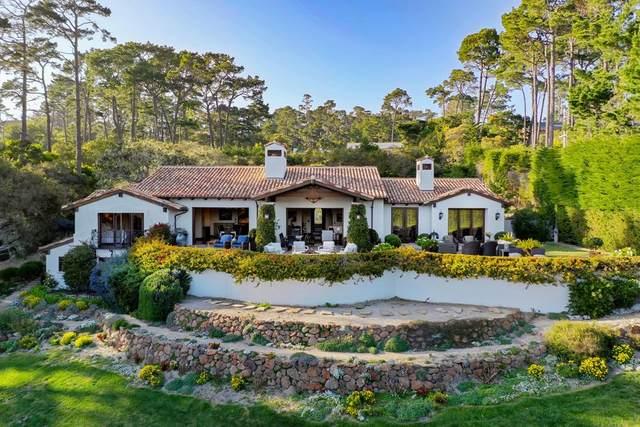 1515 Riata Rd, Pebble Beach, CA 93953 (#ML81836070) :: Intero Real Estate