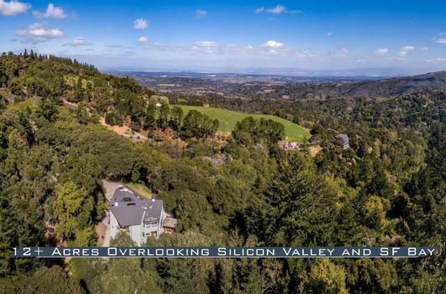 5933 Alpine Rd, Portola Valley, CA 94028 (#ML81836083) :: Intero Real Estate