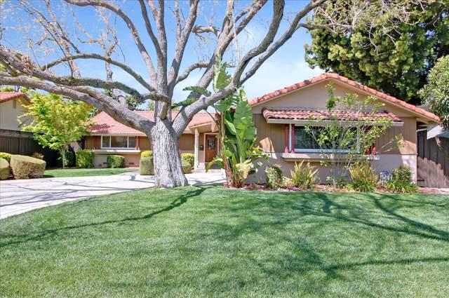 1191 Carrie Lee Way, San Jose, CA 95118 (#ML81836114) :: Intero Real Estate