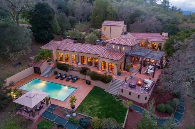 11 Buck Meadow Dr, Portola Valley, CA 94028 (#ML81836185) :: Intero Real Estate