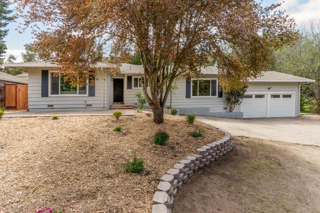 271 El Sereno Dr, Scotts Valley, CA 95066 (MLS #ML81836209) :: Compass