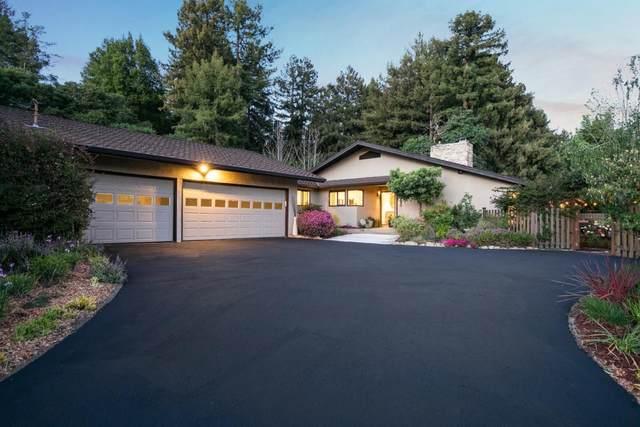 23060 Evergreen Ln, Los Gatos, CA 95033 (#ML81836214) :: Real Estate Experts