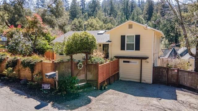 21385 Madrone Dr, Los Gatos, CA 95033 (#ML81836261) :: Intero Real Estate