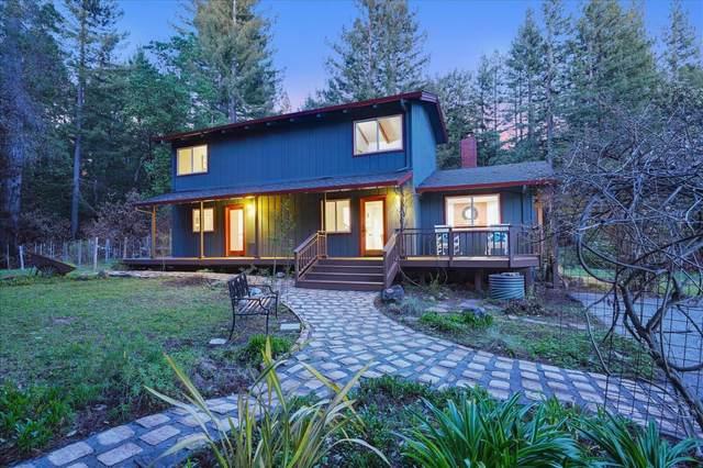 710 Warren Dr, Santa Cruz, CA 95060 (#ML81836288) :: The Sean Cooper Real Estate Group