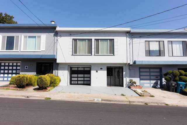 22 Peter St, Daly City, CA 94014 (#ML81836444) :: The Sean Cooper Real Estate Group