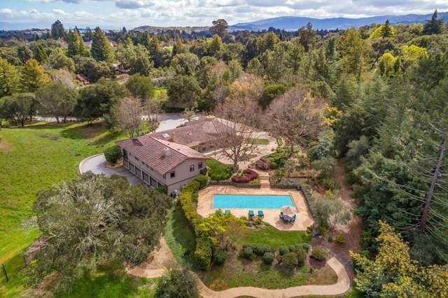 170 Fox Hollow Rd, Woodside, CA 94062 (MLS #ML81836449) :: Compass