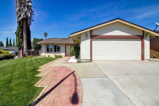 403 Gwinn Ct, San Jose, CA 95111 (#ML81836472) :: Intero Real Estate