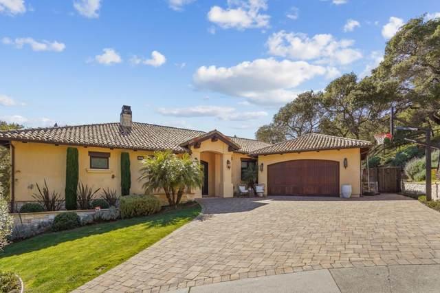 905 La Senda Rd, Hillsborough, CA 94010 (#ML81836475) :: The Gilmartin Group