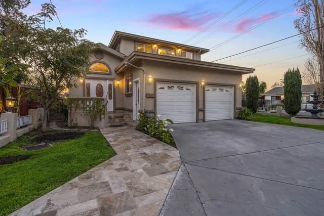 1151 Windermere Ave, Menlo Park, CA 94025 (#ML81836485) :: The Sean Cooper Real Estate Group