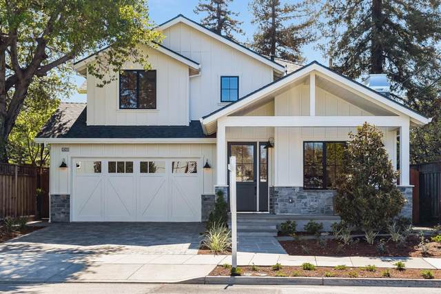 1425 Arroyo Ave, San Carlos, CA 94070 (MLS #ML81836541) :: Compass