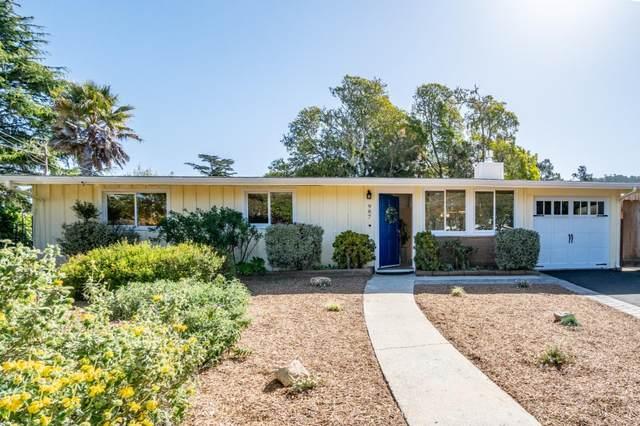 987 Benito Ct, Pacific Grove, CA 93950 (#ML81836657) :: Intero Real Estate