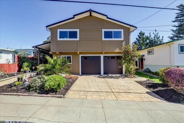 1185 Manzanita Dr, Pacifica, CA 94044 (#ML81836682) :: Intero Real Estate