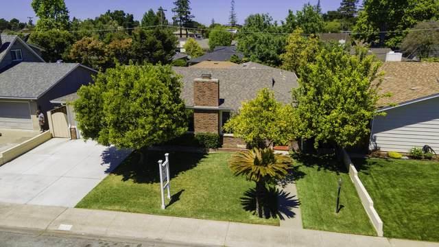 1711 Mount Vernon Dr, San Jose, CA 95125 (#ML81836726) :: Intero Real Estate