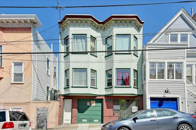 109-111 Highland Ave, San Francisco, CA 94110 (#ML81836837) :: The Realty Society