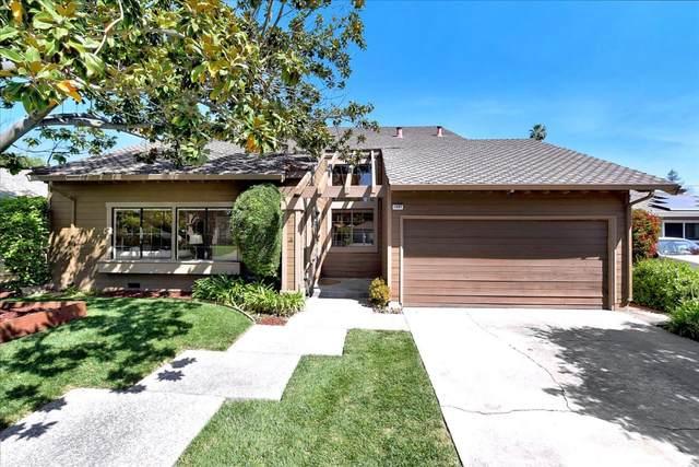 1507 De Anza Way, San Jose, CA 95125 (#ML81836840) :: Intero Real Estate