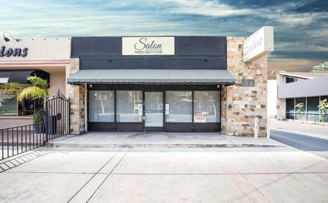 361 Meridian Ave, San Jose, CA 95126 (#ML81836846) :: Real Estate Experts