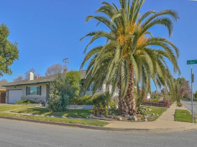 617 La Mesa Dr, Salinas, CA 93901 (#ML81836849) :: Intero Real Estate
