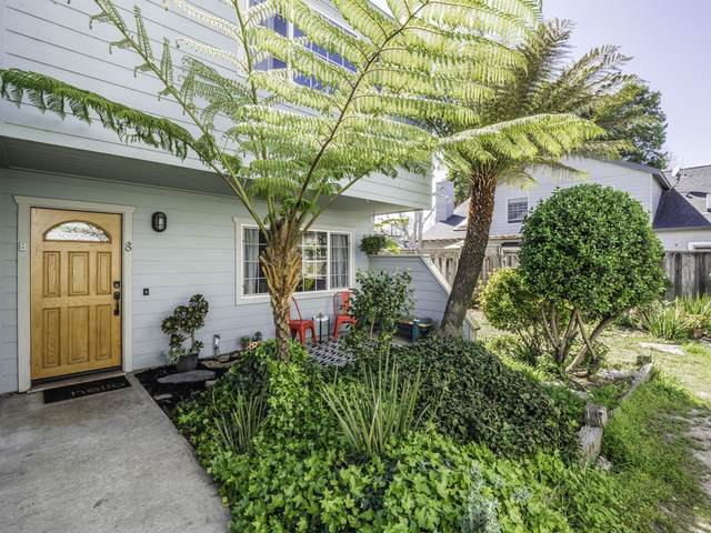 4350 Clares St 8, Capitola, CA 95010 (#ML81836855) :: Strock Real Estate