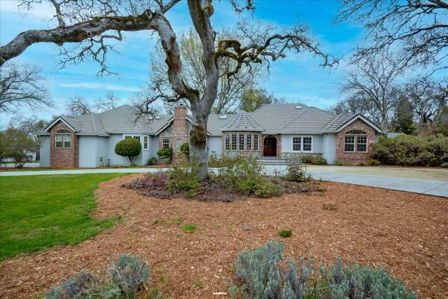 5431 Milton Ranch Rd, Shingle Springs, CA 95682 (#ML81836878) :: Intero Real Estate