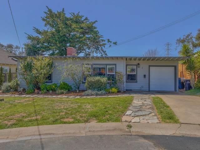 7 Malcolm Pl, Del Rey Oaks, CA 93940 (#ML81836957) :: Strock Real Estate