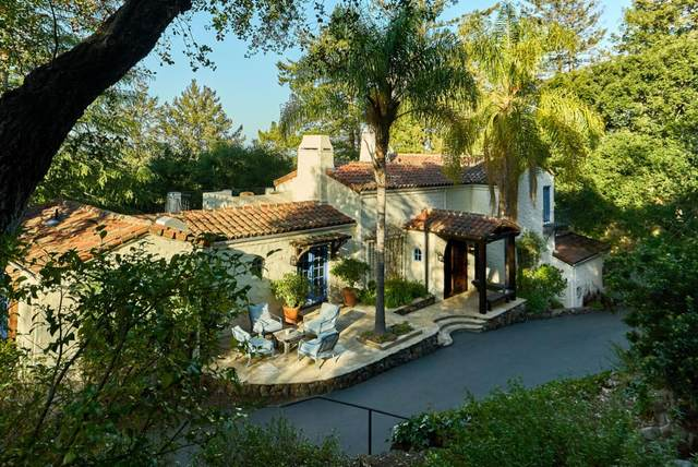 11880 Francemont Dr, Los Altos Hills, CA 94022 (#ML81837047) :: Alex Brant