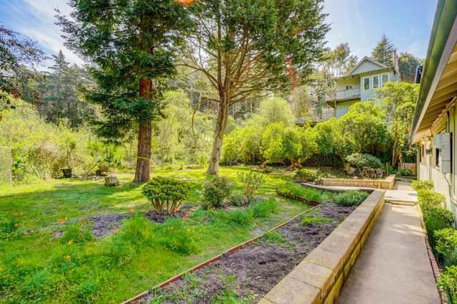 1841 Sunshine Valley Rd, Moss Beach, CA 94038 (#ML81837057) :: The Realty Society