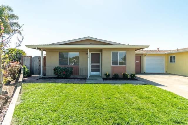 13 Carita Ct, Watsonville, CA 95076 (#ML81837076) :: Intero Real Estate