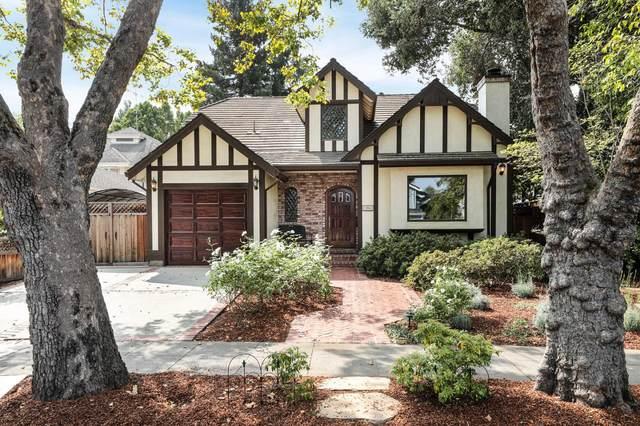 1314 Parkinson Ave, Palo Alto, CA 94301 (#ML81837081) :: The Goss Real Estate Group, Keller Williams Bay Area Estates